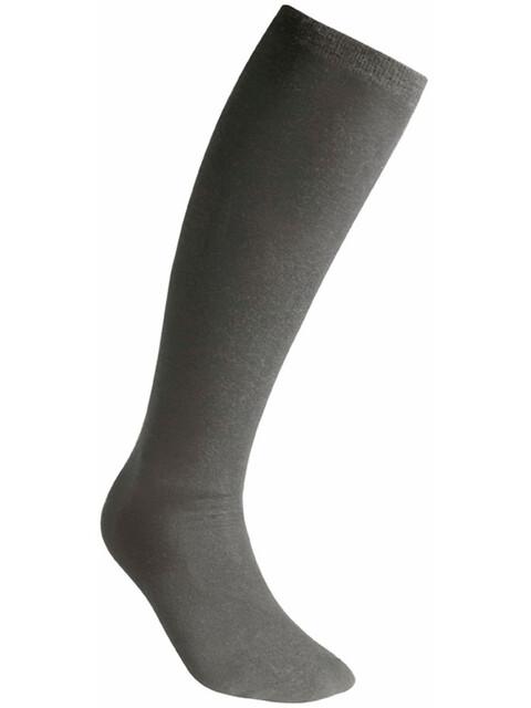 Woolpower Knee-High Socks Liner grey